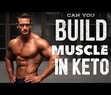 keto and muscle