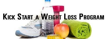 kick start weight loss